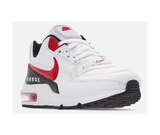Bv1171 100 nike air max ltd 3 bianca rossa nera 5