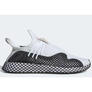 Scarpe Adidas Deerupt S Bianco Nero scarpe sportive uomo art. BD7874