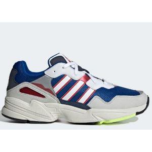 Sneakers Adidas Yung 96 blu bianco rosso scarpe sportive uomo art. DB3564
