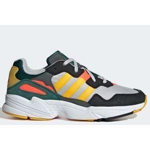 Sneakers Adidas Yung 96 verde giallo grigio scarpe sportive uomo art. DB2605