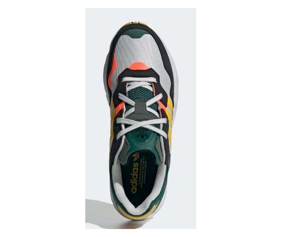 Db2605 adidas yung 96 giallo verde grigio nero 2