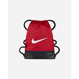 Sacca Nike Brasilia rosso logo bianco palestra art. BA5338 657