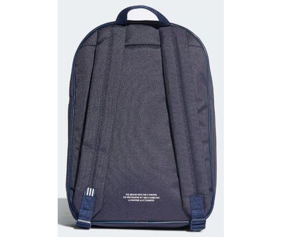 Dw5189 zaino adidas trefoil classic blu 2