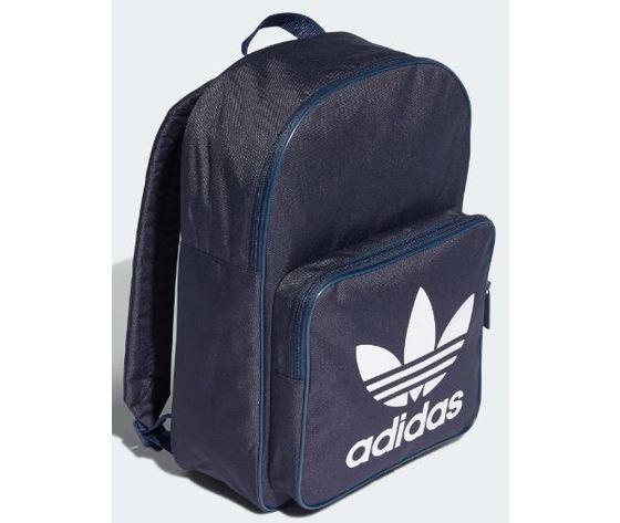 Dw5189 zaino adidas trefoil classic blu 3
