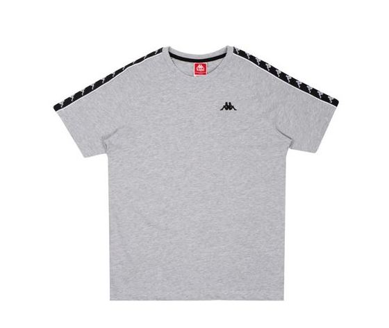 305001 18m emanuel maglietta kappa grigio