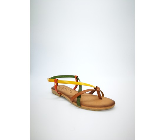 Mimosa mul sandalo piano jeiday cuoio multicolor 3