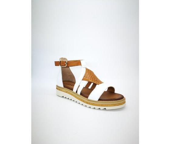 7267 bi juliet sandalo bianco muschio jeiday 4