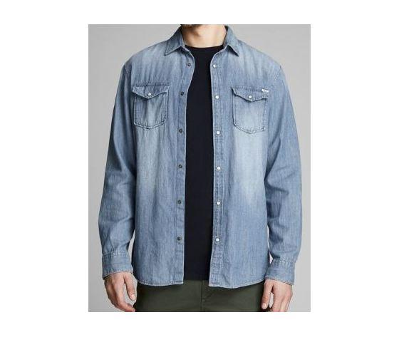 12138115 jack   jones camicia jeans 3