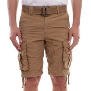 Bermuda Jack&Jones beige Cargo Pantaloncino con Tasconi art. 12166338 Beige