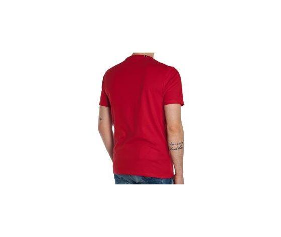 M3594 2660 353 maglietta replay rosso logo bianco 4