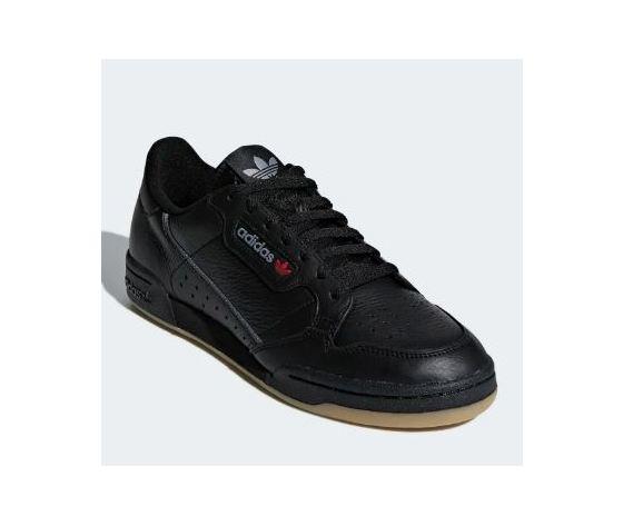 Bd7797 adidas continental 80 nero grigio 4