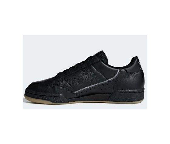 Bd7797 adidas continental 80 nero grigio 5