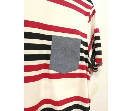 12153723 american jack   jones maglietta strisce 2