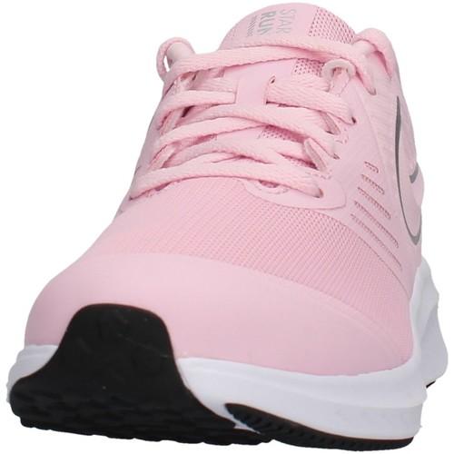 knot To position Split  Nike Star Runner 2 (GS) colore rosa sport scarpe sportive donna art.  AQ3542601 - colbaffo