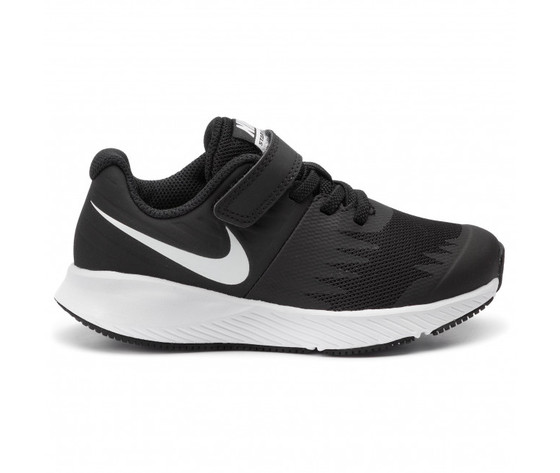 Scarpe sportive Nike Star Runner nero chiusura a strappo bambino art. 921443 001