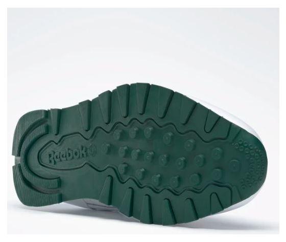Dv8631 reebok classic leather mu bianco verde 4