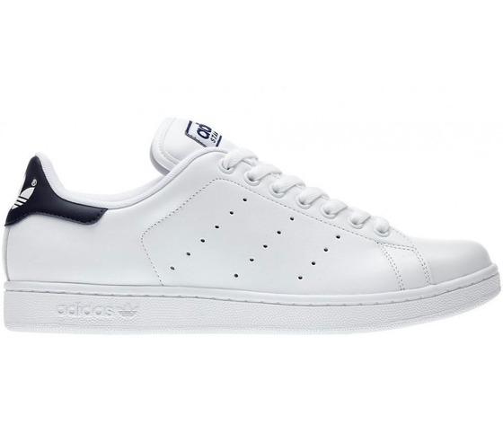 adidas stans smith bianco blu