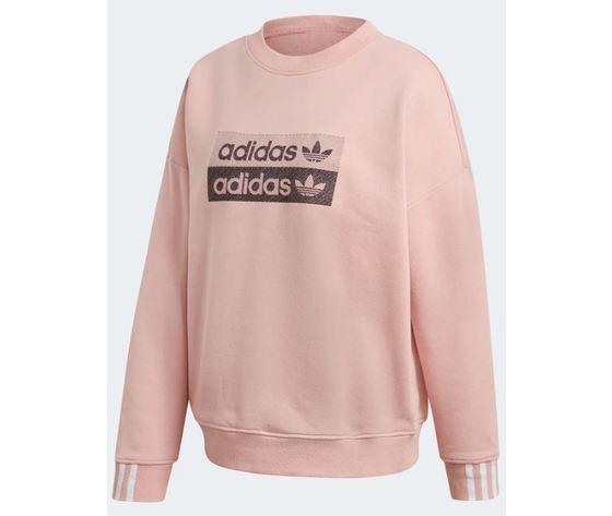 felpa adidas rosa donna con cappuccio