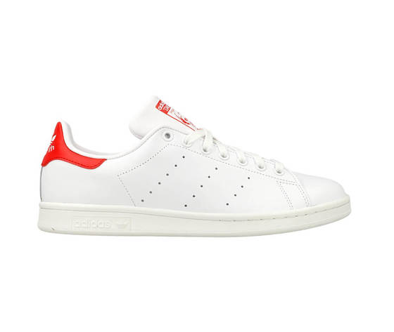Adidas Stan Smith Sneakers WhiteRed Art.M20326