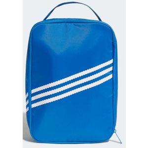 Borsa porta scarpe Adidas blu bianco Sneakers Bag art. ED8689