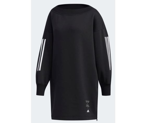 Ed1413 adidas tunica id nero