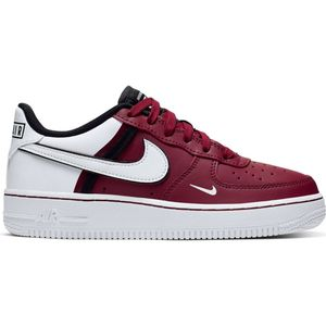 Sneakers Nike Air Force 1 Lv8 2 (GS) bordeaux scarpe sportive ragazzi art. CI1756 600
