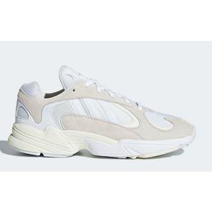 Sneakers Adidas Yung 1 bianco beige uomo tempo libero art. B37616
