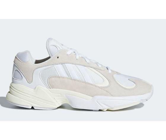 B37616 adidas yung 1 bianco beige
