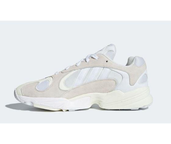 B37616 adidas yung 1 bianco beige 6
