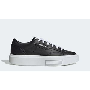 Scarpe Adidas Sleek Super W nero donna tempo libero art. EE4519