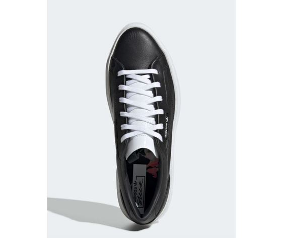 Ee4519 adidas sleek super w nero bianco donna 2