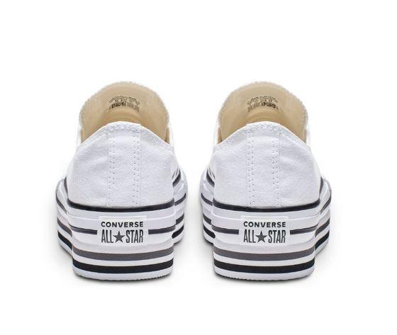 scarpe da ginnastica converse platform