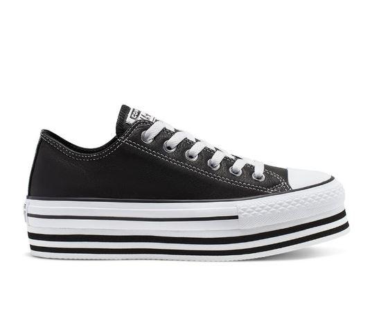 converse scarpe donna nere