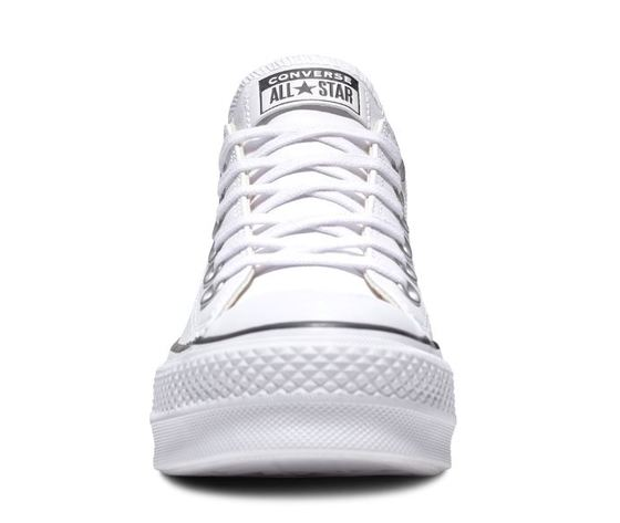 561680c converse all star lift clean low top bianco 3