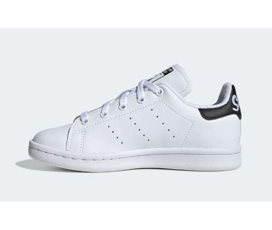 Ee7578 adidas stan smith bambini bianco nero 6