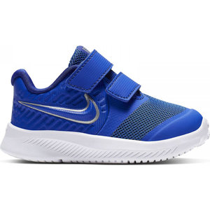 Nike Star Runner 2 blu a strappi bambino art. AT1803 400