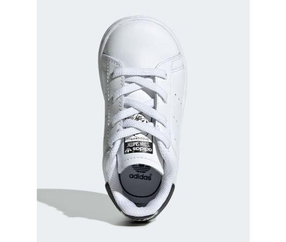 Ee7595 adidas stan smith neonato bianco nero 2
