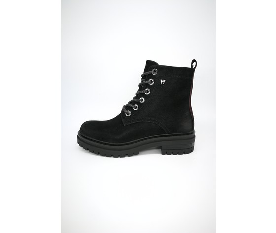 Wl92660a 062 wrangler courtney boot nero stivaletto