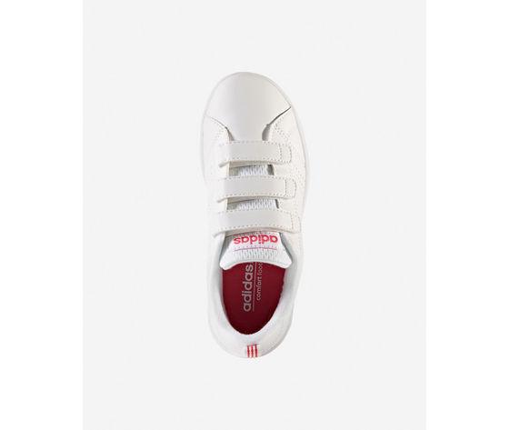 Bb9978 adidas vs adv cl cmf bianco strappi 3