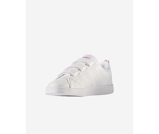 Bb9978 adidas vs adv cl cmf bianco strappi 4