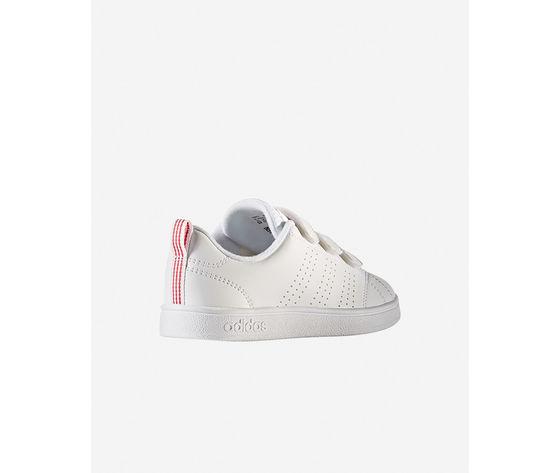Bb9978 adidas vs adv cl cmf bianco strappi 5