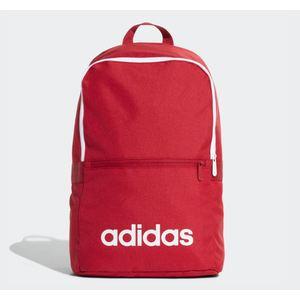 Zaino Adidas rosso Linear Classic Daily art. ED0290