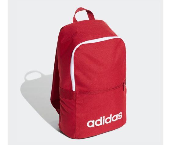 Ed0290 zaino adidas linear classic daily rosso 3