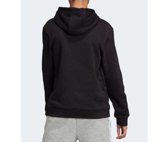 Dv2870 adidas felpa cappuccio nero ragazzo 5
