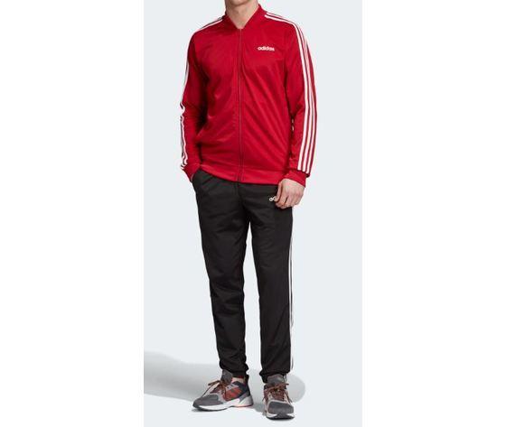 Fh6637 adidas tuta rosso nera 2