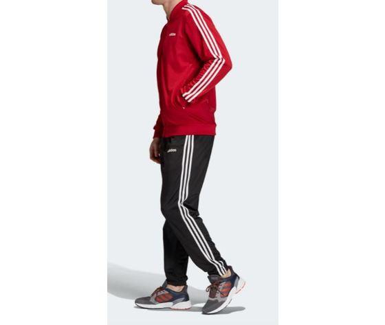 Fh6637 adidas tuta rosso nera 3