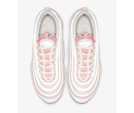 Scarpe Nike Air Max 97 donna rosa bianco sneakers tempo libero art ...
