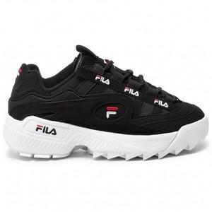 Fila Sneakers D Formation uomo nero bianco art. 1CM00490.014