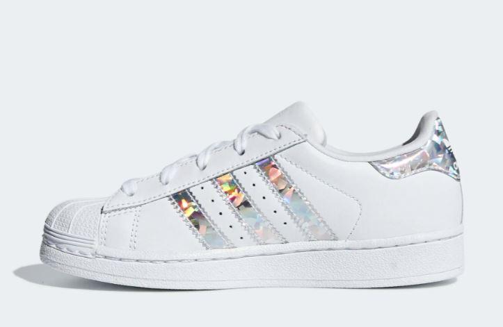 scarpe adidas bianco argento