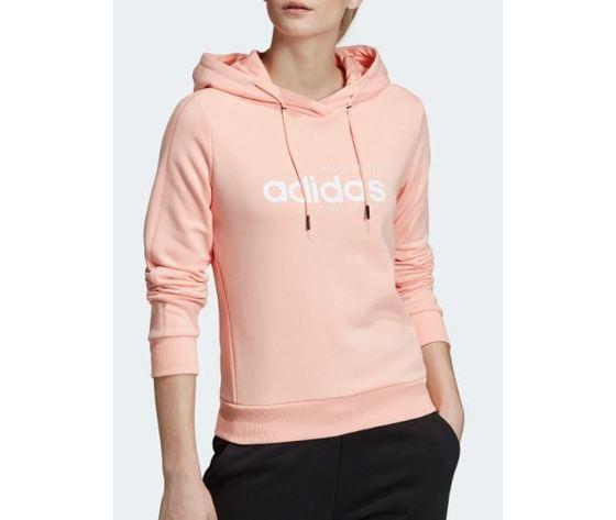 Ei4636 felpa adidas rosa cappuccio 3